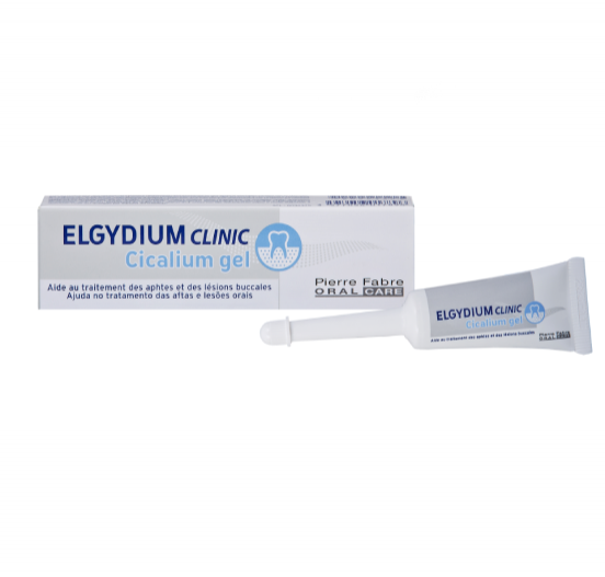 ELGYDIUM CLINIC CICALIUM GEL